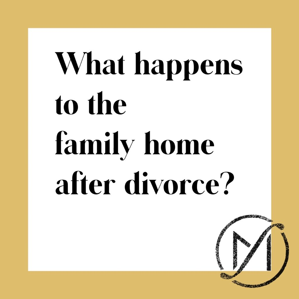 What Happens to the Family Home After Divorce in Connecticut?